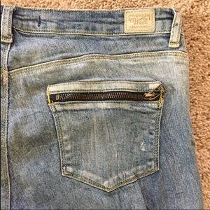 Zara Premium Wash Skinny Jean